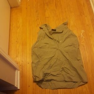 Tank top blouse, largish